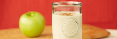 Banana Applesauce Smoothie
