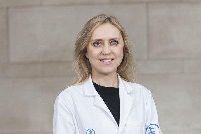 Elvina Khusainova, MD Pulmonologist