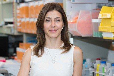 MSK molecular geneticist Ryma Benayed