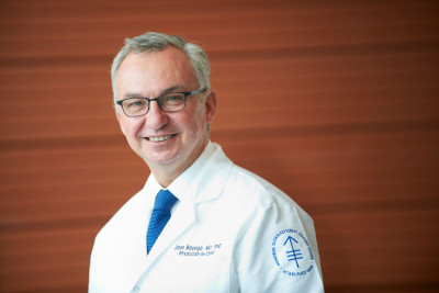 MSK Physician-in-Chief José Baselga, MD, PhD