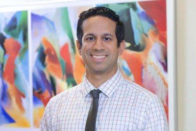 Memorial Sloan Kettering neuro-oncologist Ankush Bhatia