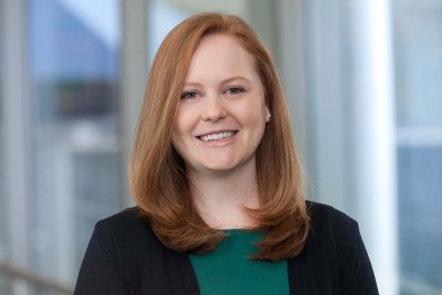 Memorial Sloan Kettering medical oncologist Kathryn Arbour