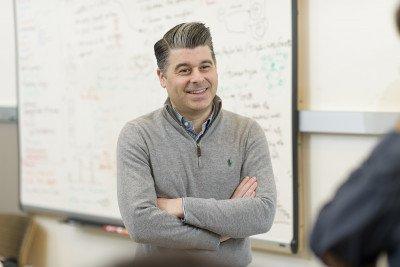 MSK computational biologist Barry Taylor