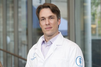 Memorial Sloan Kettering medical oncologist Gottfried von Keudell