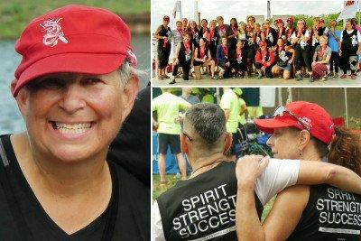 Susan Shaw, cervical cancer survivor