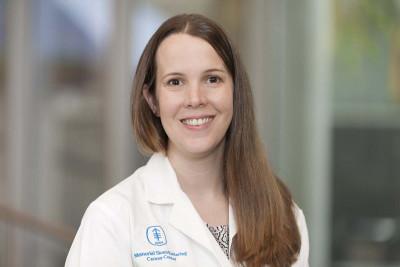 Memorial Sloan Kettering neuro-oncologist Lauren Schaff
