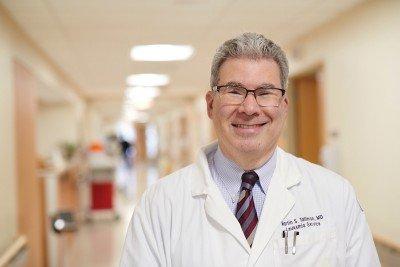 Leukemia Service Chief Martin Tallman