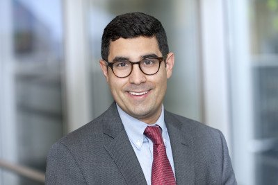 Memorial Sloan Kettering radiation oncologist Ariel Marciscano