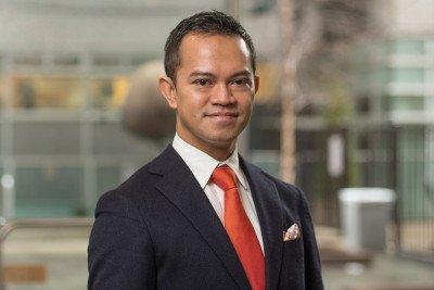 MSK pediatric oncologist Filemon Dela Cruz