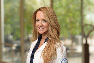 Memorial Sloan Kettering hospitalist Dimitra Papaspyridi