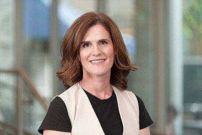 Memorial Sloan Kettering hematologic oncologist Kelly Bolton