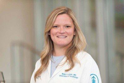 Memorial Sloan Kettering breast radiologist Molly Hogan