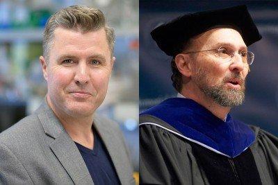 Cell biologist Michael Overholtzer and molecular biologist Ken Marians