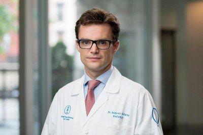Memorial Sloan Kettering radiologist Andreas Wibmer