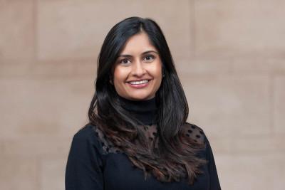 Memorial Sloan Kettering radiation oncologist Dhwani Parikh