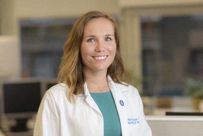 Memorial Sloan Kettering medical geneticist & family medicine physician Alicia Latham