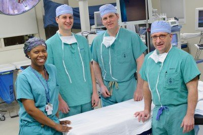 Pictured: Hepatopancreatobiliary Surgeons