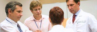 Pictured: Adult Bone Marrow Transplantation Team