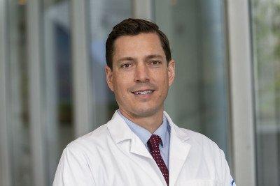 Memorial Sloan Kettering Cancer Center medical oncologist Benjamin Nacev