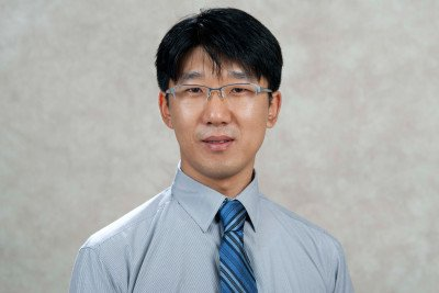 Pictured: Jeho Jeong, PhD