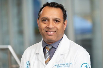 Memorial Sloan Kettering Cancer Center medical oncologist Arnab Ghosh
