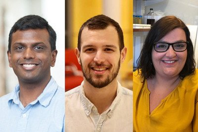Winners of the Tri-Institutional Breakout Prize for Junior Investigators