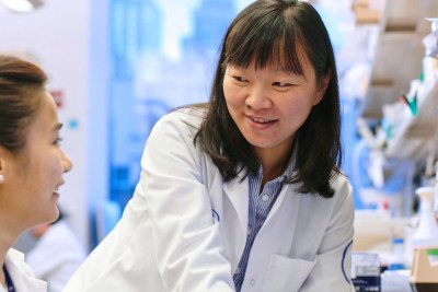 Physician-scientist Ping Chi