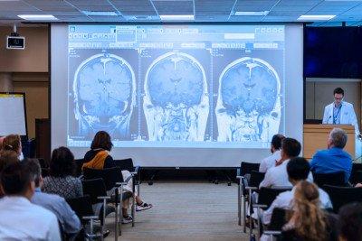 Neuro-Oncology Multidisciplinary Brain Tumor Board Meeting