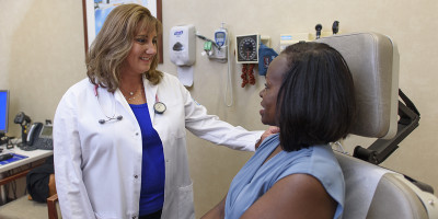 Memorial Sloan Kettering physician Tiffany Troso-Sandoval