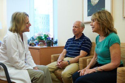 Pictured: Mary Jane Massie & Patient
