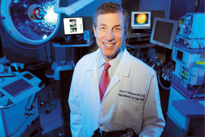 David H. Abramson, MD -- Chief, Ophthalmic Oncology Service, Department of Surgery