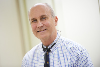 David Pfister, MSK's Associate Deputy Physician-in-Chief for Strategic Partnerships