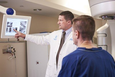 Radiation Therapy for Prostate Cancer | Memorial Sloan