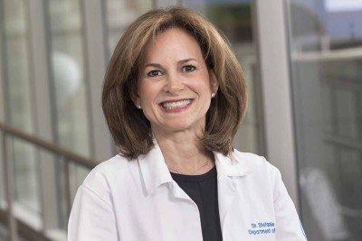 Memorial Sloan Kettering breast radiologist Stefanie Jacobs