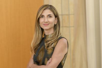 Memorial Sloan Kettering medical oncologist Yelena Janjigian