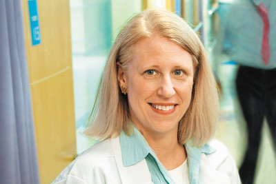 Nancy A. Kernan, MD -- Assistant Chief, Pediatric Bone Marrow Transplant Service