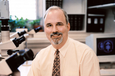 David S. Klimstra, MD -- Chair, Department of Pathology