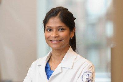 Memorial Sloan Kettering gastroenterologist Smrita Sinha