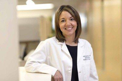 Memorial Sloan Kettering breast surgeon Andrea Barrio