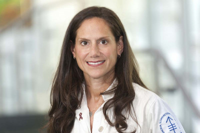 MSK hematologic oncologist Heather Landau