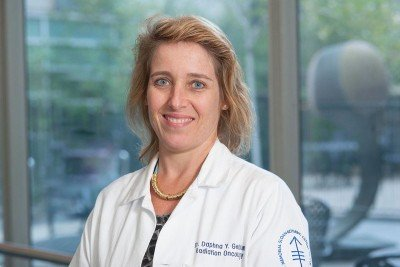 Daphna Gelblum, Director of Clinical Research for Radiation Oncology