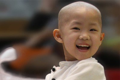 MSK pediatric cancer patient