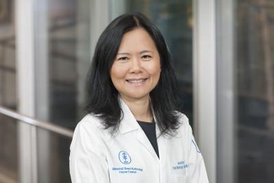 Memorial Sloan Kettering cardiologist Jennifer Liu