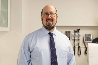 Memorial Sloan Kettering medical oncologist Matthew Matasar