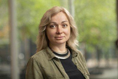 Memorial Sloan Kettering internist Natalie Moryl (Khojainova)