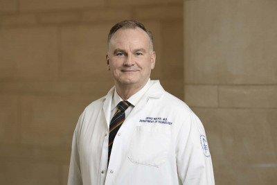 Memorial Sloan Kettering neuro-oncologist Craig Nolan