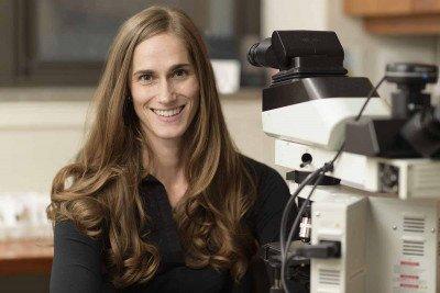 MSK pathologist Melissa Pulitzer