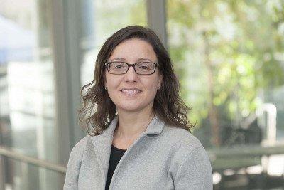 MSK cytopathologist Natasha Rekhtman