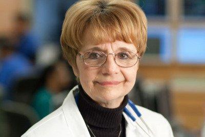 Diane E. Stover, MD -- Chief, Pulmonary Service