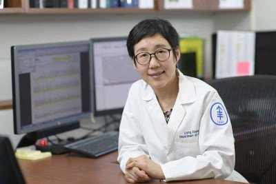 Memorial Sloan Kettering molecular geneticist Liying Zhang